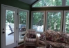 Sunroom Overlooking Deck