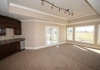 Large Open Space for Entertaining and Home Theater with Wet Bar