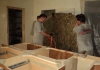 Large Granite Countertop Ready to be Installed on Island